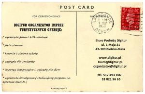 pocztówka OFERTA